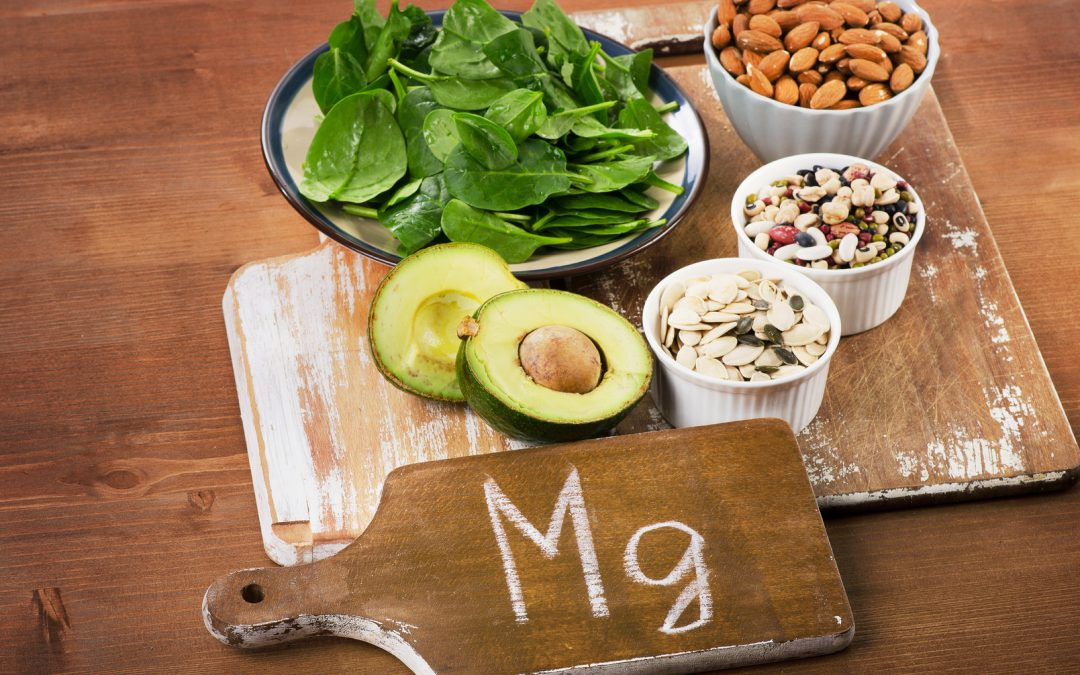 What about Magnesium?